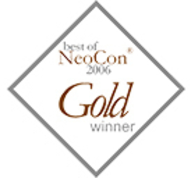 Cesaroni Design won a Best of NeoCon Award
