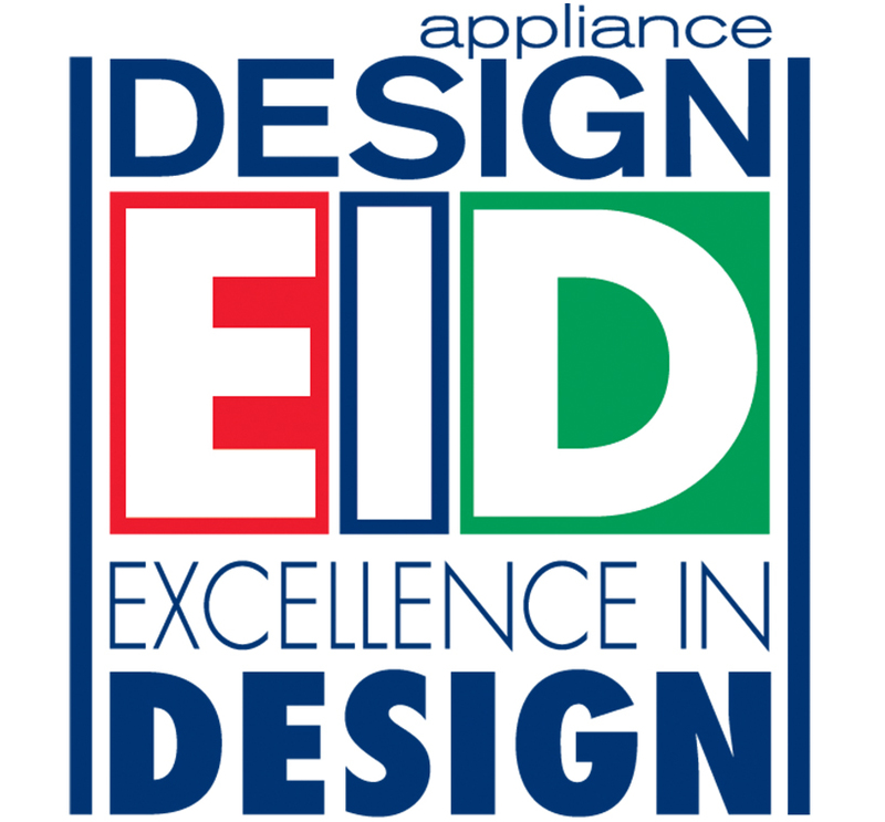 Cesaroni Design won an Excellence in Design Award for Appliances