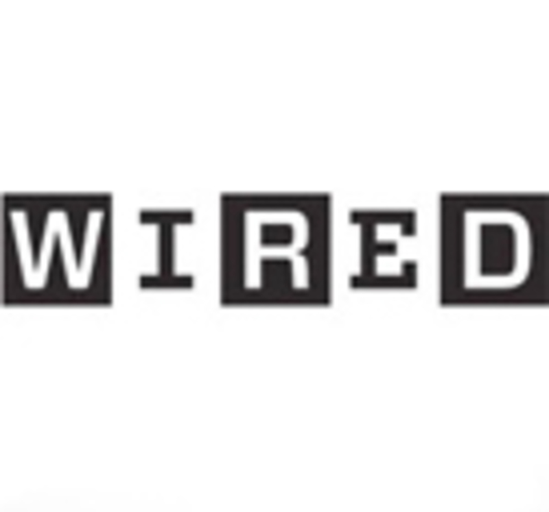 Cesaroni Design's work was honored by WIRED Magazine