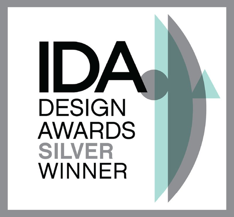 Cesaroni Design Awarded a Gold Silver IDA Award