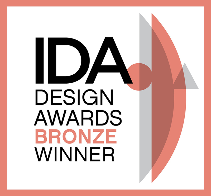 Cesaroni Design Awarded a Bronze IDA Award
