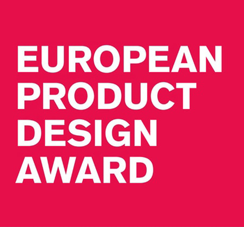Cesaroni Design won a European Product Design Award