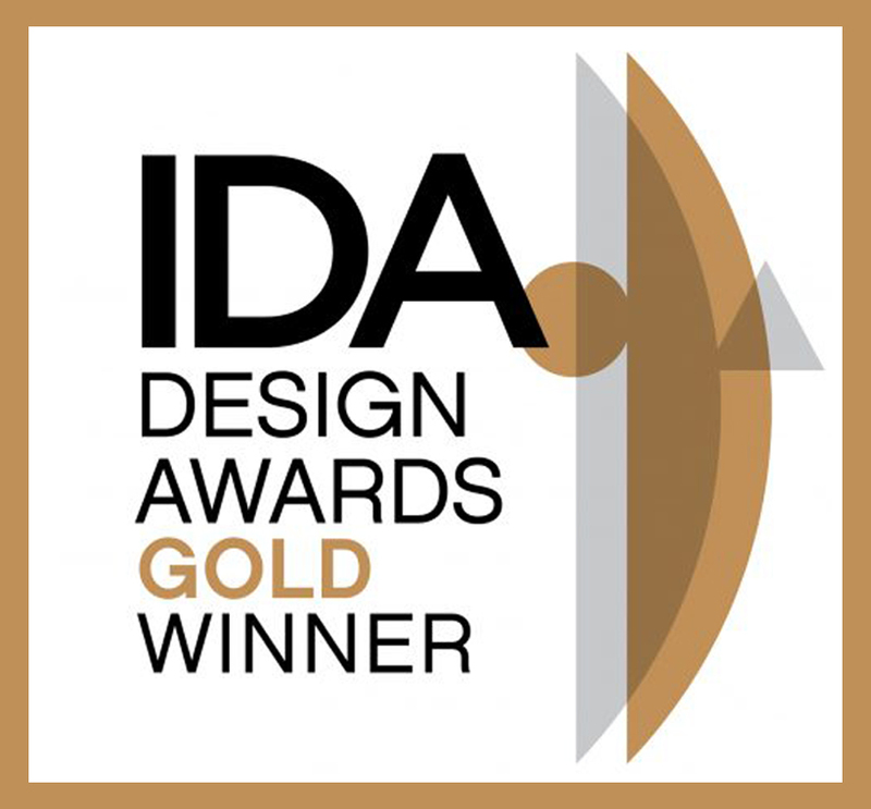 Cesaroni Design Awarded a Gold IDA Award