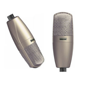 Concept rendering reflecting the initial design of the KSM32 Microphone