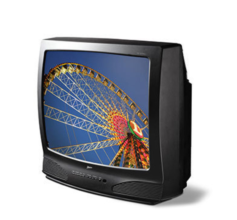 Zenith Electronics: Television 27-inch