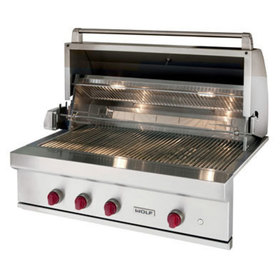 Wolf Appliance, Inc.: Built-In Outdoor Gas Grills