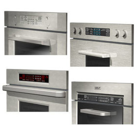 Thumb wolf wall oven framed 1l