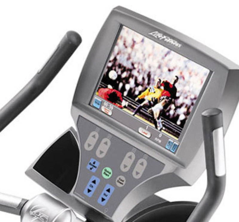 Lifefitness 95ce lifecycle console lcd display 8l