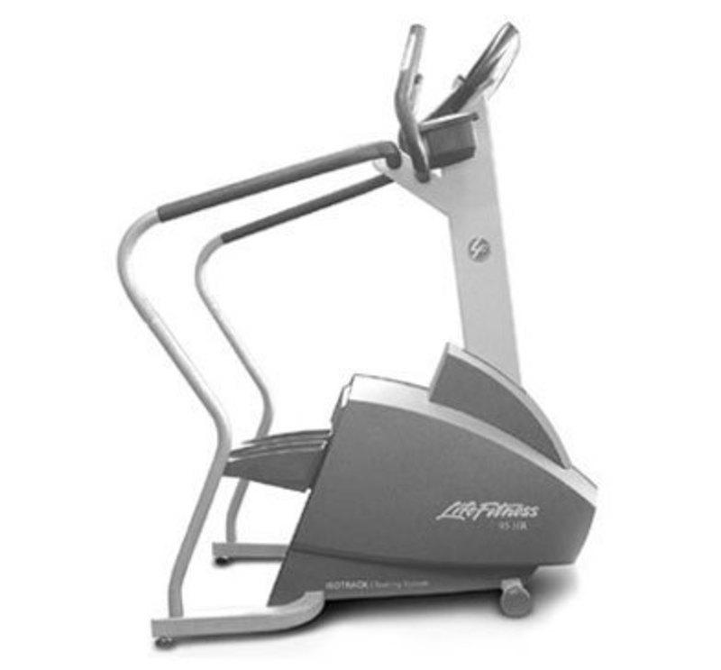 Life Fitness 95si Stairclimber Cesaroni Design