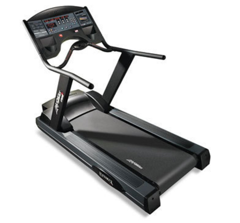 Life fitness 9000 series treadmill 8l