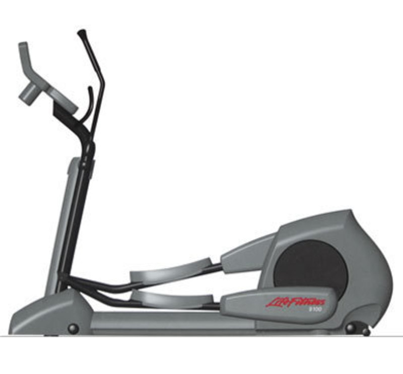 Life fitness total body cross trainer 1l
