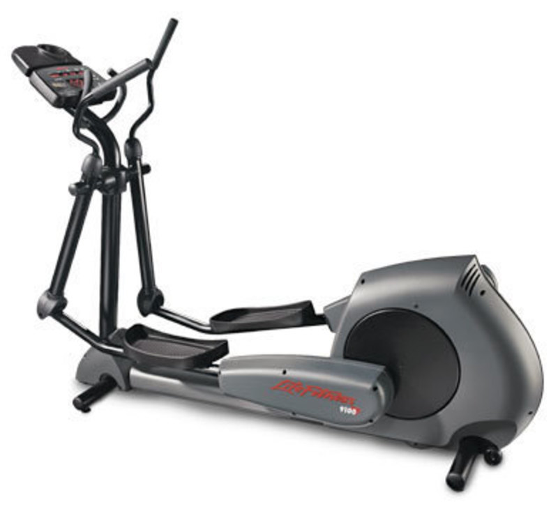 Life Fitness: Total Body Cross-Trainer