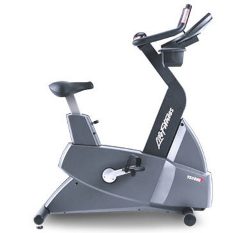 Life fitness lifecycle90 upright bike 8l