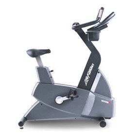 Life Fitness: 9500HR Upright Lifecycle Bike