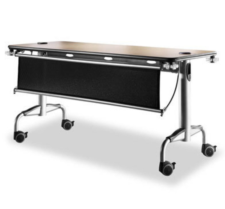 Product full size bretford here mobile table 8l