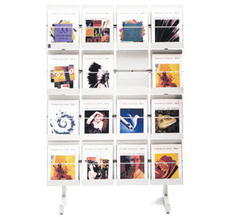 Bretford Manufacturing, Inc.: Literature/Magazine Racks