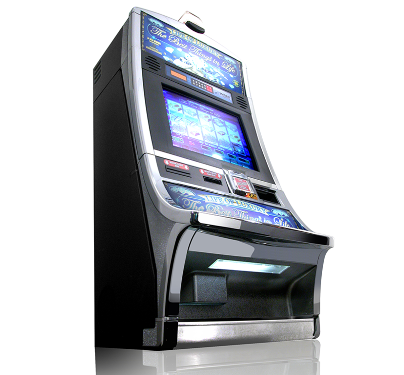 WMS Gaming: Bluebird™ Upright Slot Machine