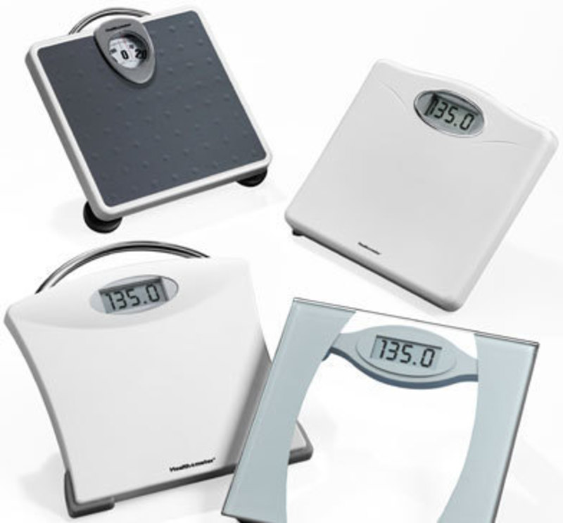 Health o meter® / Sunbeam : Bath Scales