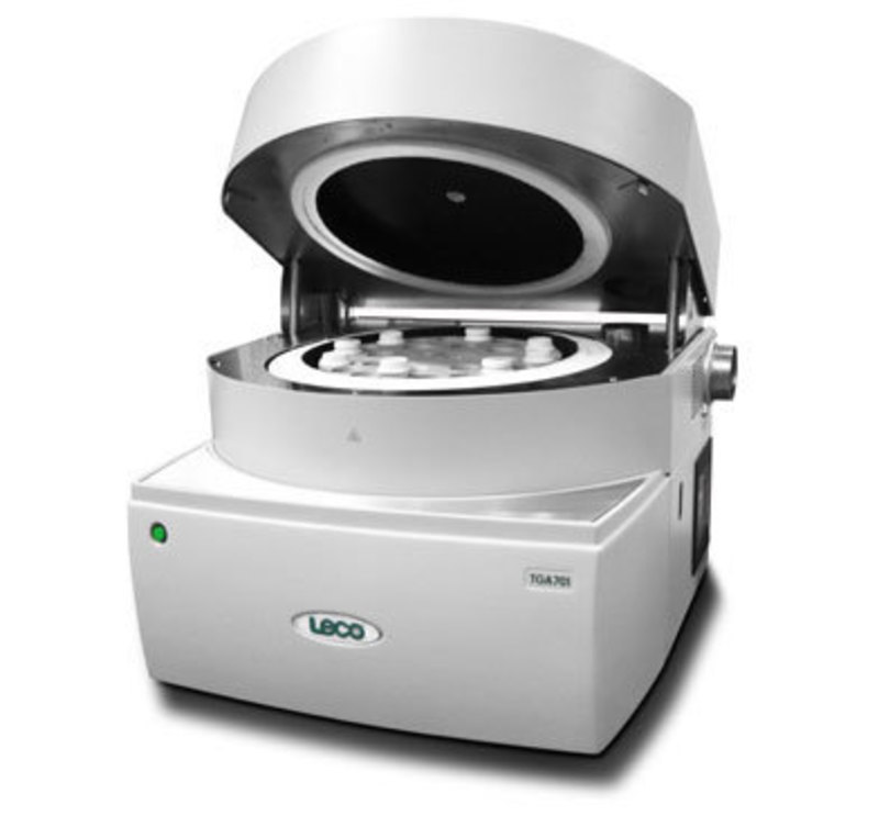 LECO Corporation: TGA701 Thermogravimetric Analyzer