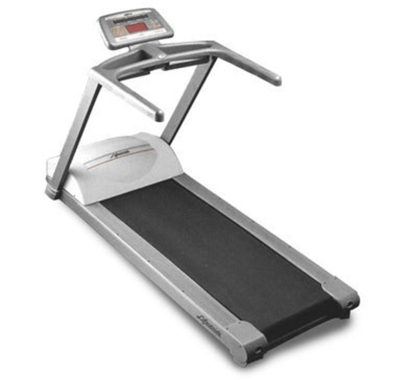 Life fitness treadmill 8l