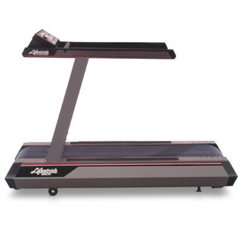 Life Fitness : Lifestride Treadmill