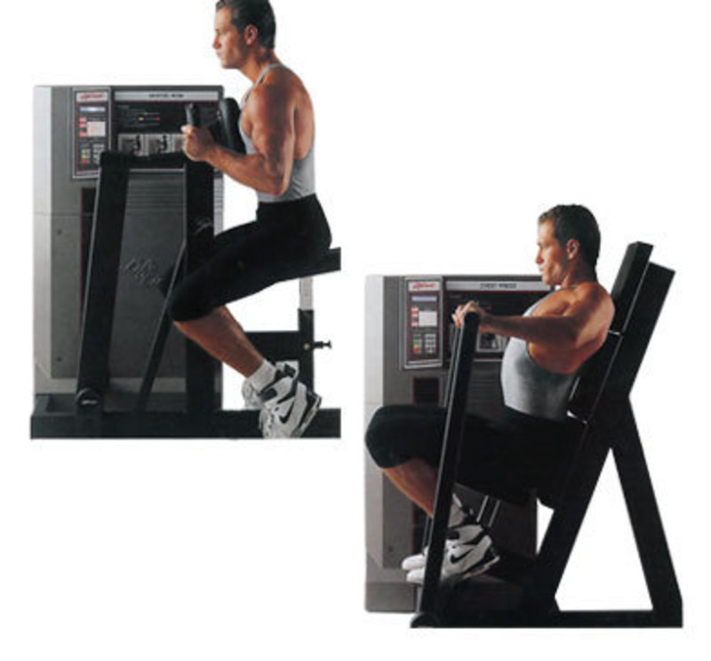 Life fitness circuit strength system 3l