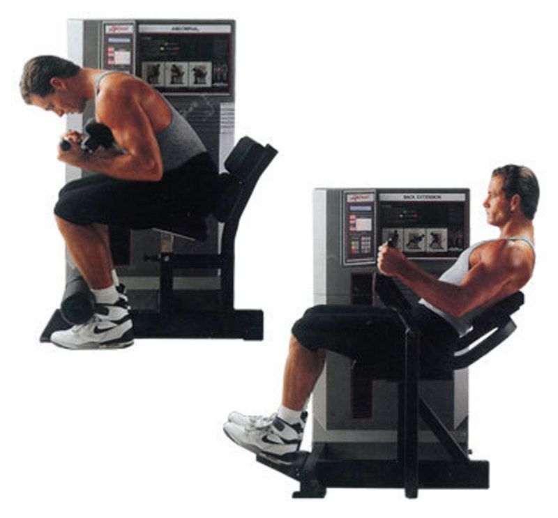 Life fitness circuit strength system 4l