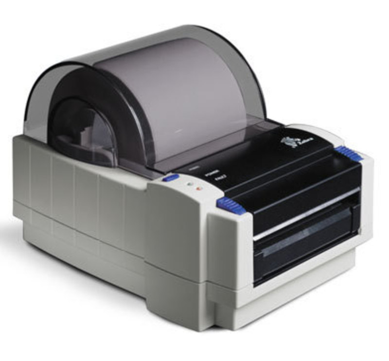 Zebra technologies a100 printer 8l