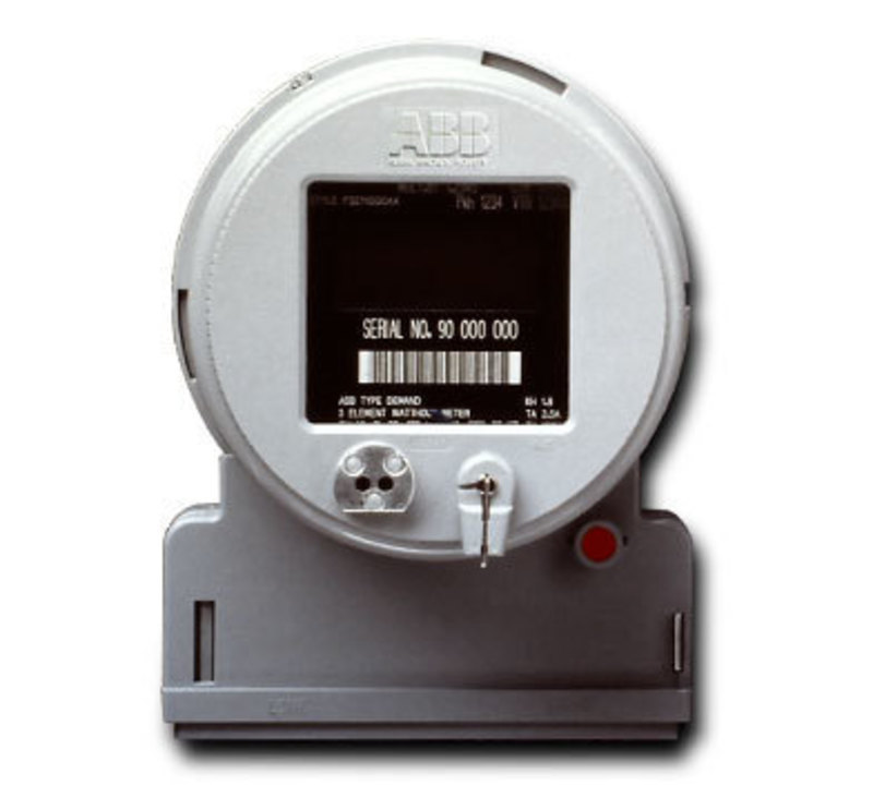 ABB Power T&D Company Inc. : Electronic Meter System