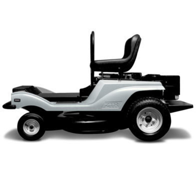 Dixon Industries : ZTR4000 Riding Lawn Mower