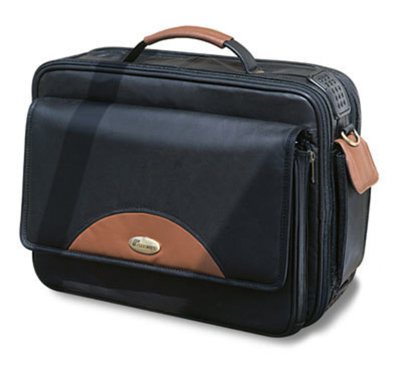 Fellowes, Inc. : Leather Briefcases