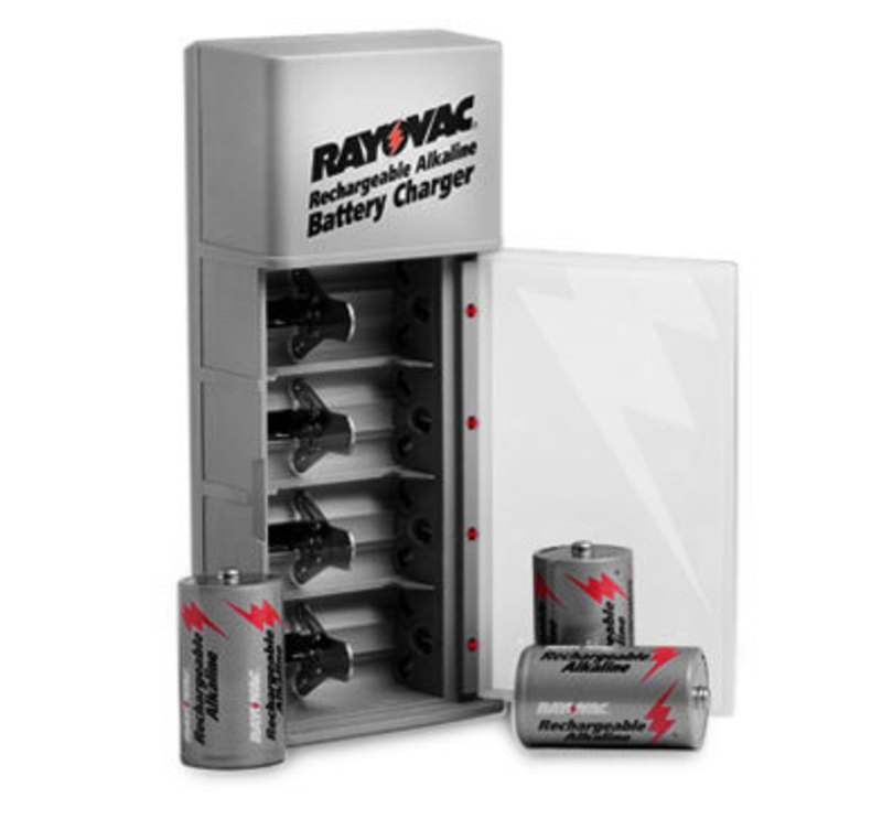 Rayovac : Battery Charger