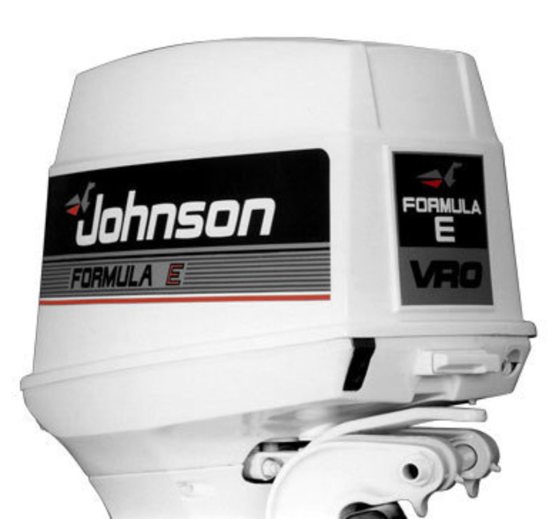Outboard Marine Corporation Johnson® Boat Motors | Cesaroni