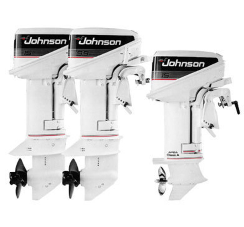 Outboard Marine Corporation : Johnson® Boat Motors