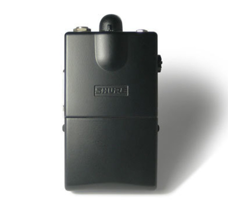 Shure Incorporated : Body-Pack Receiver