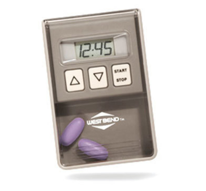 West Bend : On-Call® Pill Box Timer