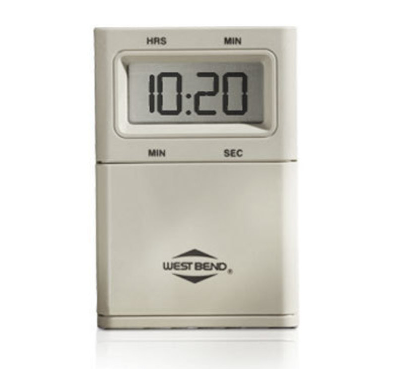 West Bend : Telephone Timer