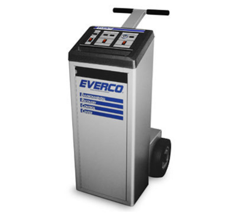 EVERCO Industries, Inc. : Environmental Recovery Control Center