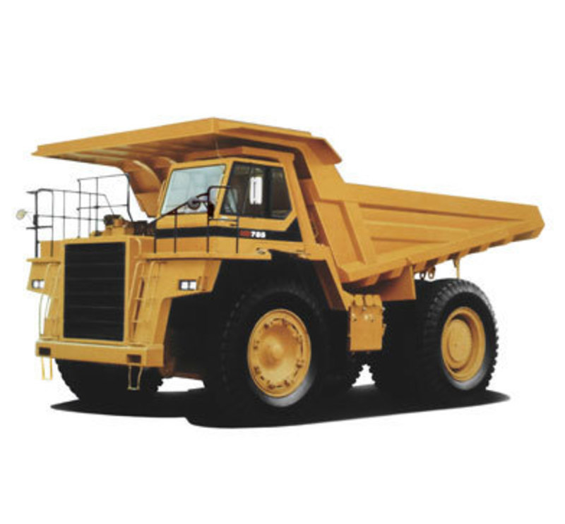 Wabco construction vehicle 8l