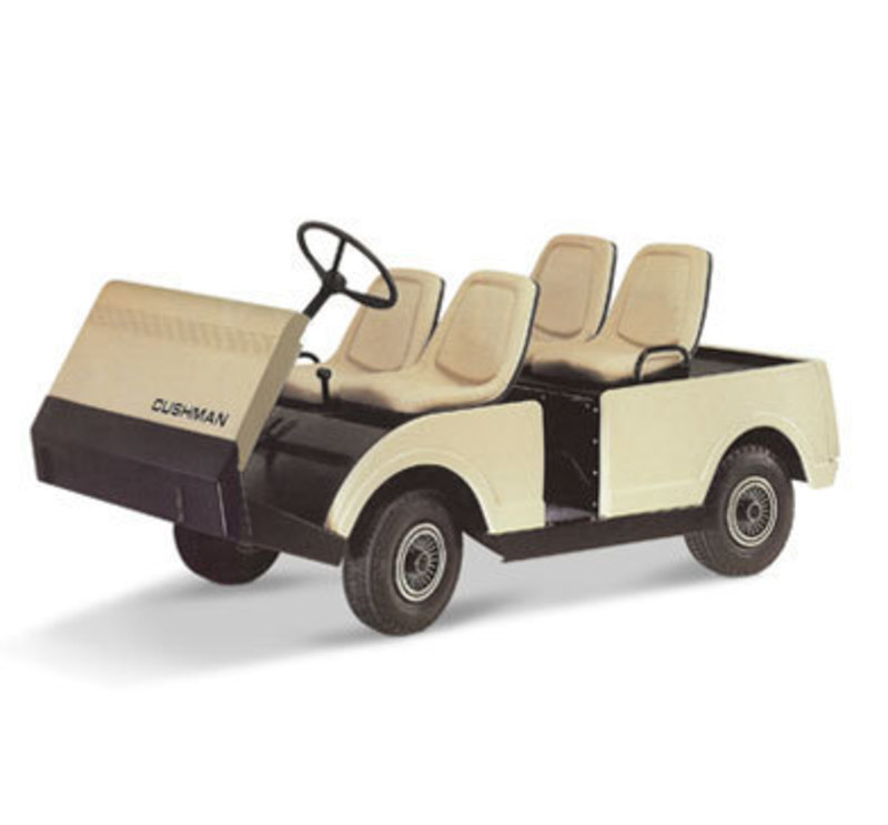 OMC Cushman : Turf-Care Vehicle