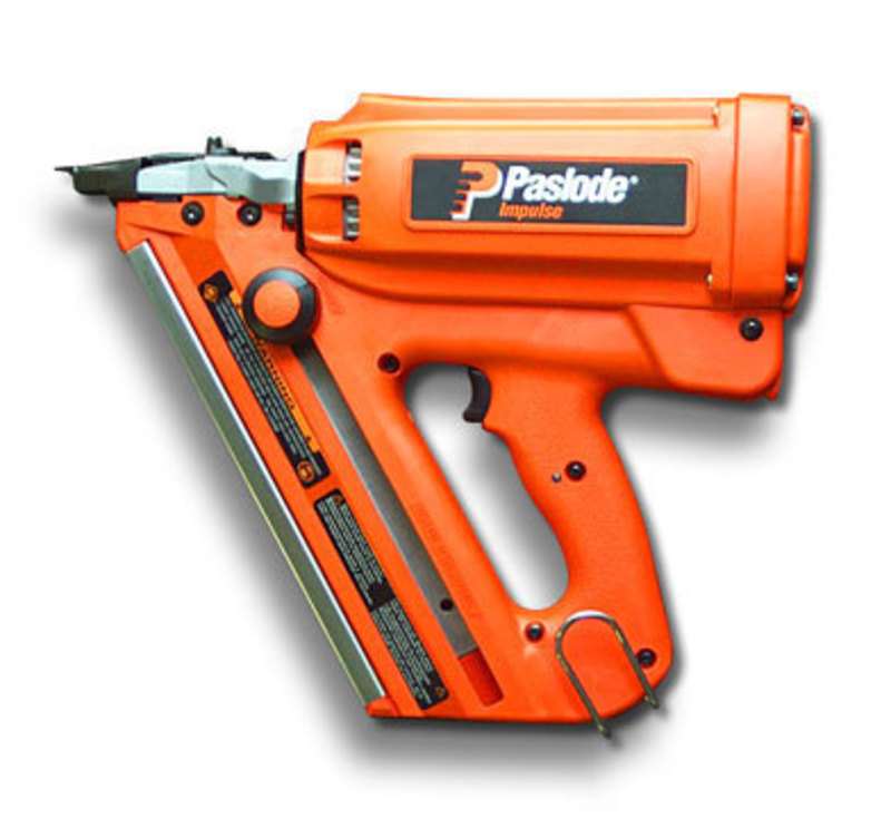 Paslode impulse framing nail gun 8l