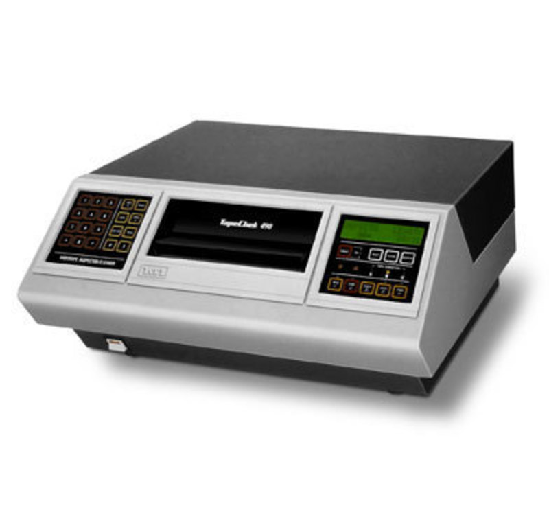 RTI Research Technology International : TapeChek® 400 Series VHS Videotape Cleaner/ Inspector
