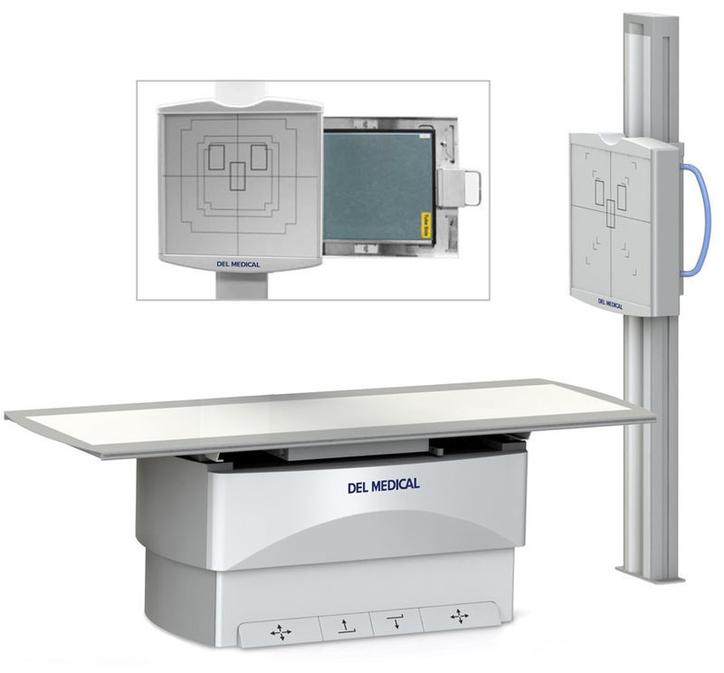 Delmedical tablestand 6