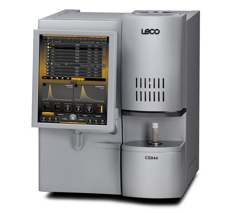 LECO Corporation: CS844 Carbon/ Sulfur Elemental Analyzer