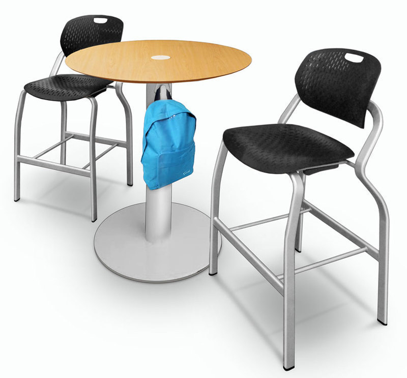 Bretford Manufacturing, Inc.: Cafe Table and Chair