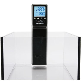 Front view of the Sous Vide professional in a container