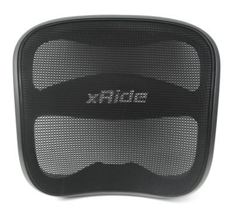 Front view of the xR3 mesh seat