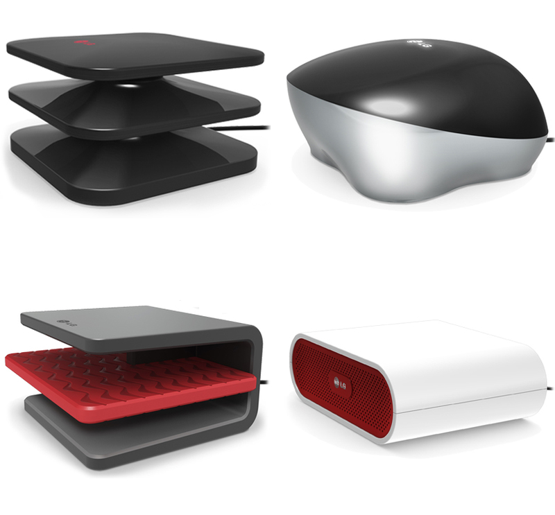 Potential Concepts for the LG Home antenna