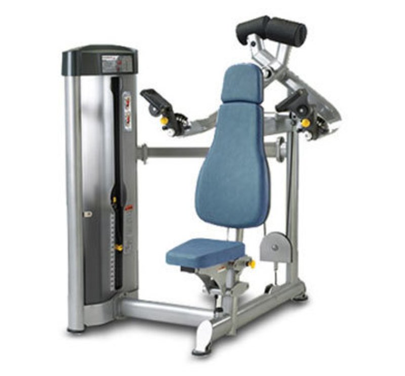 Rotary shoulder machine