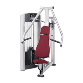 Three quarters front view of Signature Series Chest Press